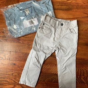 24 month boy outfit